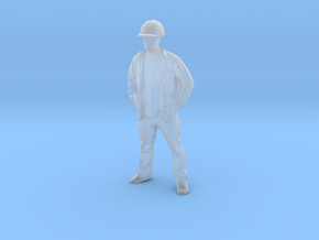 Printle C Homme 1587 - 1/72 - wob in Smooth Fine Detail Plastic
