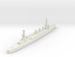 Kuma Class (Japan) in White Natural Versatile Plastic