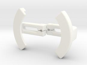 Wayne's screen gripper  in White Processed Versatile Plastic