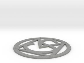 Morane-Saulnier Insignia - 1/3 scale in Gray Professional Plastic