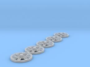 Kadett_8_6__5x in Smoothest Fine Detail Plastic