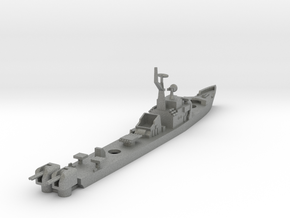 1/700 Soviet Petya Frigate in Gray Professional Plastic