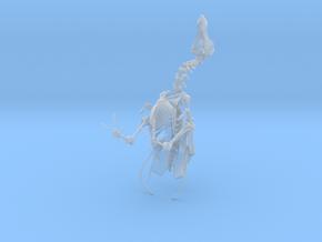 DODO Skeleton in Smooth Fine Detail Plastic: Medium
