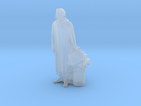 Printle C Homme 1372 - 1/72 - wob in Smooth Fine Detail Plastic