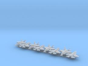 F-35B w/Gear x8 (FUD) in Smooth Fine Detail Plastic: 1:350