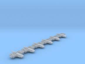 Omni Scale Kzinti Heavy Bombers MGL in Smooth Fine Detail Plastic