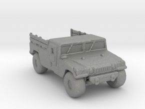 M1038A1 up armored 160 scale in Gray PA12