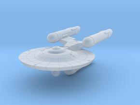 3788 Scale Federation War Destroyer WEM in Smooth Fine Detail Plastic