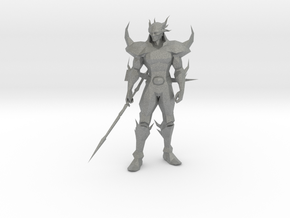 Dark Cecil from Final Fantasy IV in Gray PA12: 1:8