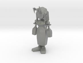 Aerith from Final Fantasy VII in Gray PA12: 1:8