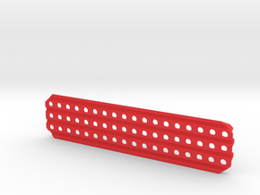 Sand Ladder ( one sand ladder) in Red Processed Versatile Plastic