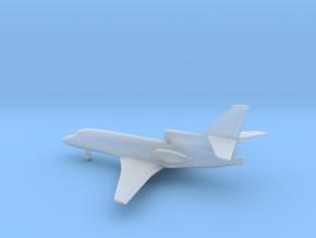 Dassault Falcon 50 in Smooth Fine Detail Plastic: 1:200