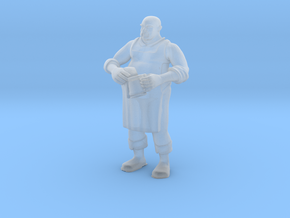 Printle T Homme 1971 - 1/87 - wob in Smooth Fine Detail Plastic