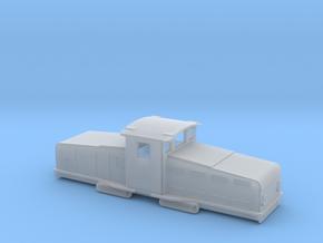 Swedish SJ accumulator locomotive type Öc - N-scal in Smooth Fine Detail Plastic