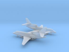 Dassault Falcon 50 in Smooth Fine Detail Plastic: 1:500