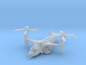 Manadir Heavy VTOL transport in Smooth Fine Detail Plastic