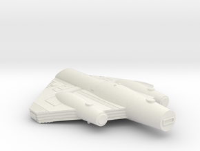 3125 Scale ISC Light Cruiser (CL) SRZ in White Natural Versatile Plastic
