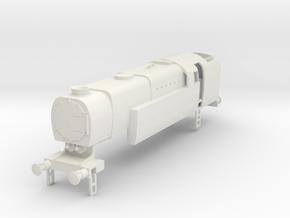 b-76-q1-loco-0-6-4T in White Natural Versatile Plastic