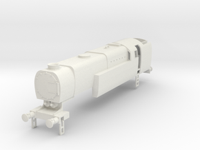 b-76-q1-loco-2-6-4T in White Natural Versatile Plastic