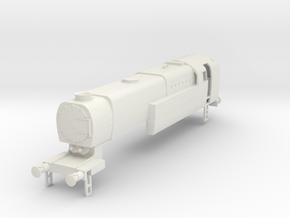 b-76-q1-loco-4-6-2T in White Natural Versatile Plastic