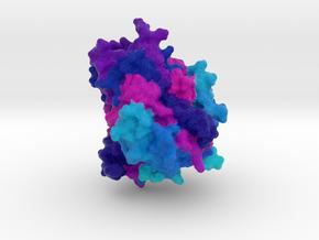 Tumor Necrosis Factor (TNF) in Natural Full Color Sandstone