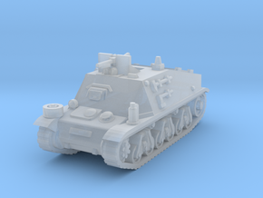 Belehlpanzer 38 H scale 1/144 in Smooth Fine Detail Plastic