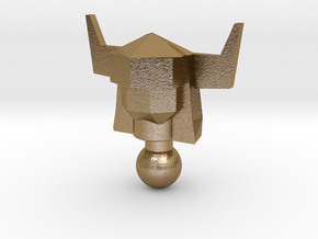 Acroyear II head for Time Traveler in Polished Gold Steel