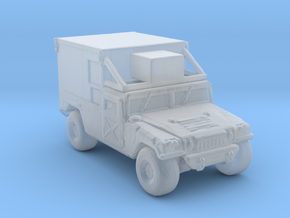 M1097a2-S788 220 scale in Smooth Fine Detail Plastic