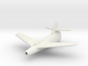 (1:144) LFA Strahljäger-Projekt (#5) in White Natural Versatile Plastic