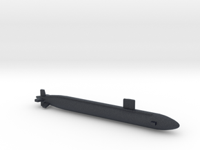 Los Angeles class SSN (688i), Full Hull,  1/2400 in Black PA12