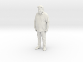 Printle C Homme 360 - 1/32 - wob in White Natural Versatile Plastic