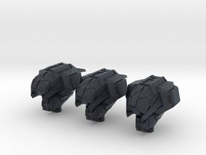 Kadesh Swarmers  in Black Professional Plastic