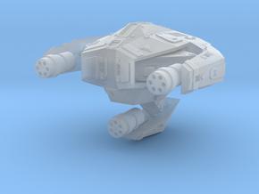 "Kushan ""Shield Mk.3b"" Defender in Smooth Fine Detail Plastic"