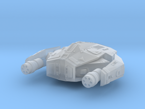 Shield Mk.2 in Smooth Fine Detail Plastic