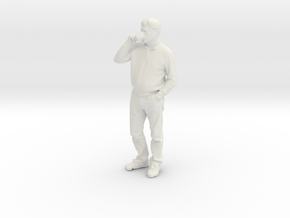 Printle T Homme 273 - 1/30 - wob in White Natural Versatile Plastic