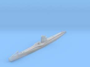 U-Boat WW1 1/350 scale in Smooth Fine Detail Plastic