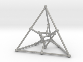 Desargues graph (v. 1) in Aluminum