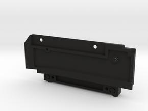Right Side Mojave II 2-door Mount Set SCX10ii in Black Natural Versatile Plastic
