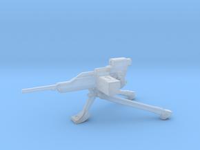 XM312 sentry gun / turret in Smooth Fine Detail Plastic