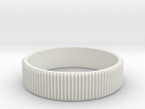 Sigma 18-35 f 1,8 Zoom Gear in White Natural Versatile Plastic