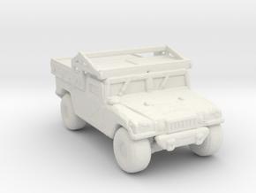M1097A2 CUSV 220 scale in White Natural Versatile Plastic