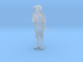 Printle C Homme 1189 - 1/72 - wob in Smooth Fine Detail Plastic