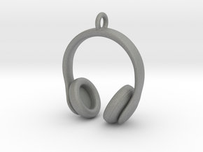 Headphones Jewel in Gray PA12