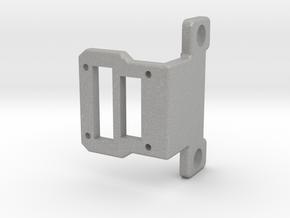 Pull Cylinder Mount v.4 in Aluminum