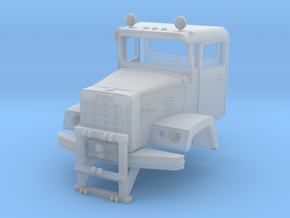 1/87 FWD RB cab in Smoothest Fine Detail Plastic
