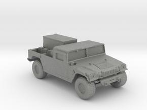 M1097a2 GEN 160 scale in Gray PA12