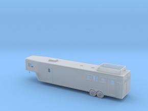 1/160 Modern Horesetrailer Kit in Smooth Fine Detail Plastic