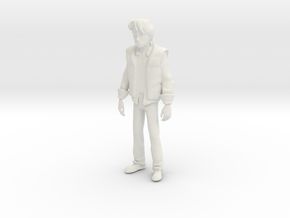 Printle V Homme 1999 - 1/32 - wob in White Natural Versatile Plastic