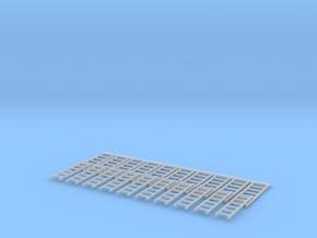 Z/U/Schiebeleiter/ausgez. in Smoothest Fine Detail Plastic