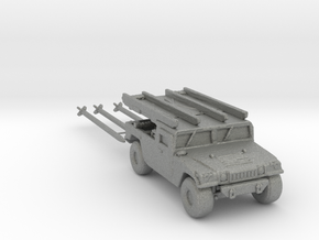 M1097a2 AIM-120B 220 scale in Gray Professional Plastic